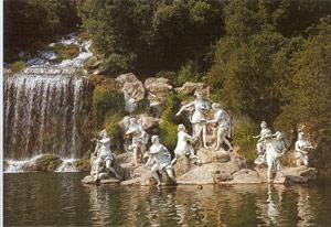 Fontana di Diana Reggia di Caserta
