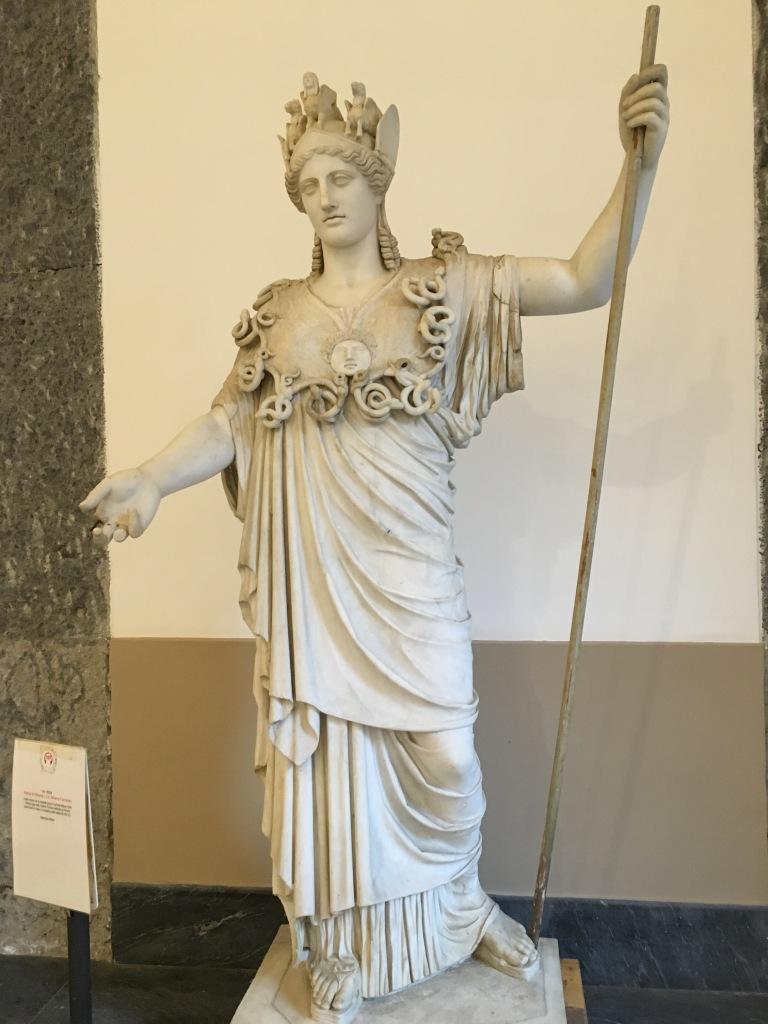 Farnese Athena